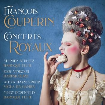 Cover Couperin: Concerts royaux