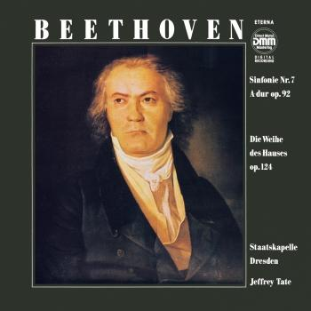 Cover Beethoven: Sinfonie No. 7 / Die Weihe des Hauses (Remastered)