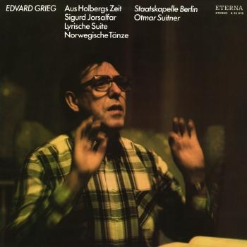 Cover Grieg: Orchestral Pieces (Remastered)
