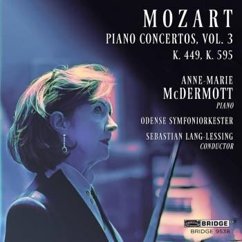 Cover Mozart Piano Concertos, Vol. 3