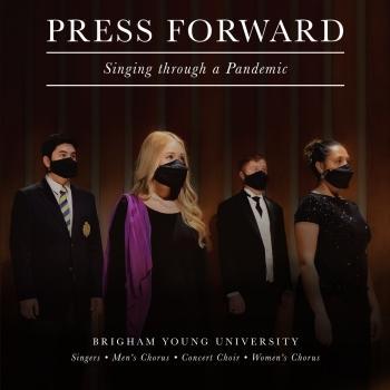 Cover Press Forward: Singing Through a Pandemic