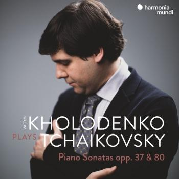 Cover Tchaikovsky: Piano Sonatas, Opp. 37 & 80