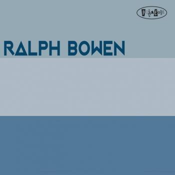 Cover Ralph Bowen
