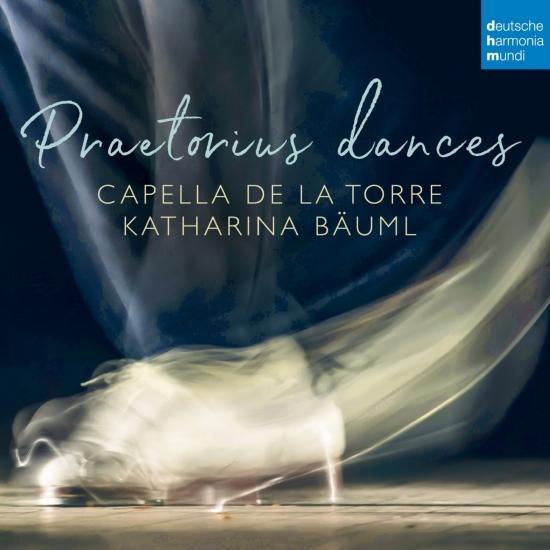 Cover Praetorius dances