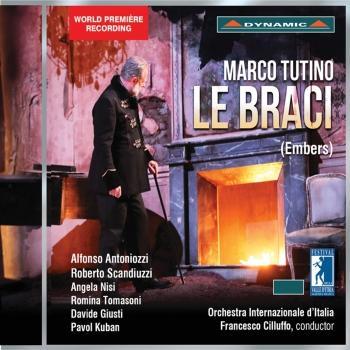 Cover Marco Tutino: Le braci (Live)