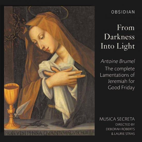 Cover From Darkness into Light