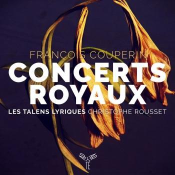 Cover François Couperin: Concerts Royaux