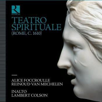Cover Teatro spirituale (Rome C. 1610)