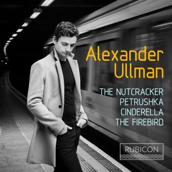 Cover The Nutcracker, Petrushka, Cinderella & The Firebird