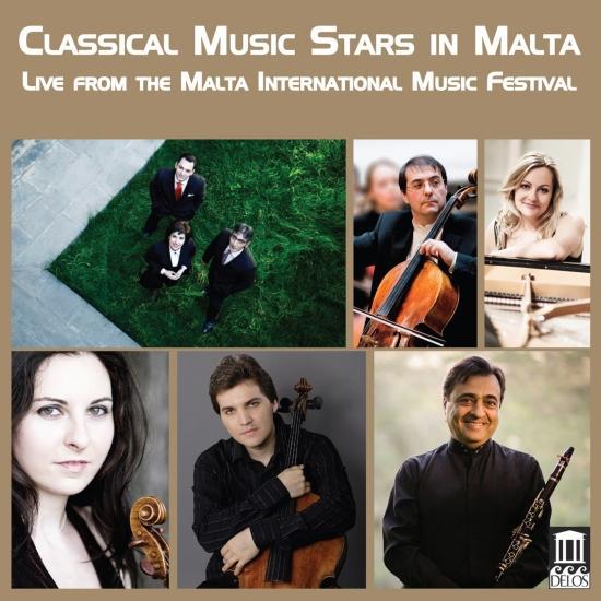 Cover Classical Music Stars in Malta (Live)