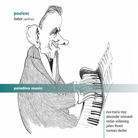 Cover Poulenc: Babar