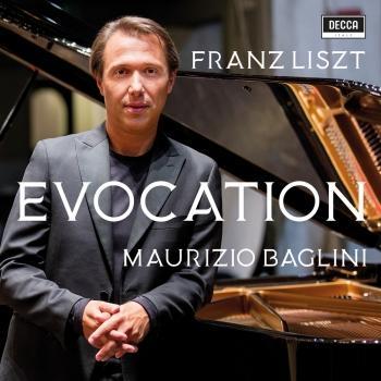 Cover Liszt: Evocation