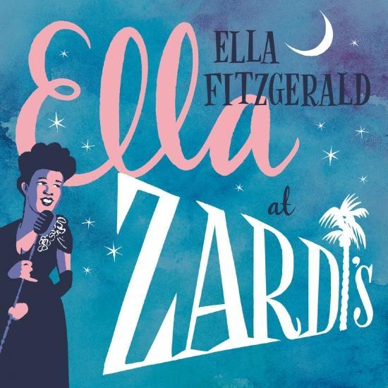 Cover Ella At Zardi's (Live At Zardi's/1956 - Remastered)