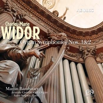Cover Widor: Symphonies for Organ No. 1 & 2