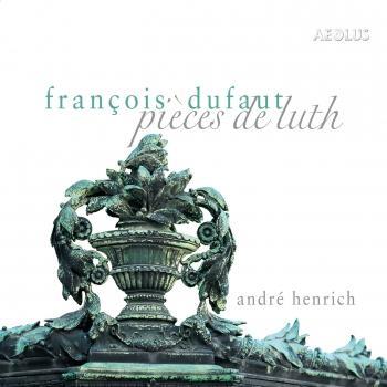 Cover Dufaut: Pièces de Luth