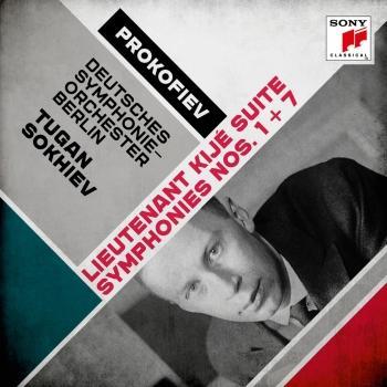 Cover Prokofiev: Lieutenant Kijé Suite & Symphonies Nos. 1 & 7