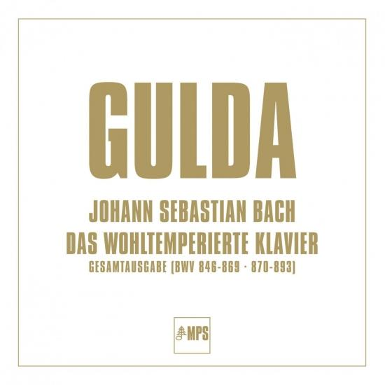 Cover Bach: Das Wohltemperierte Klavier