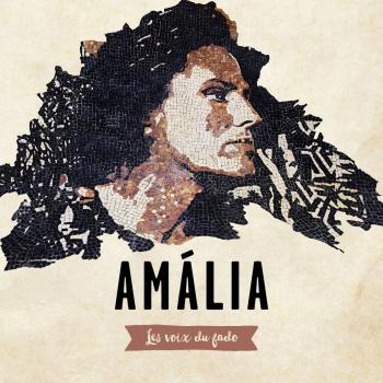 Cover Amália Les Voix du fado As vozes do fado (Amalia Rodrigues Tribute)