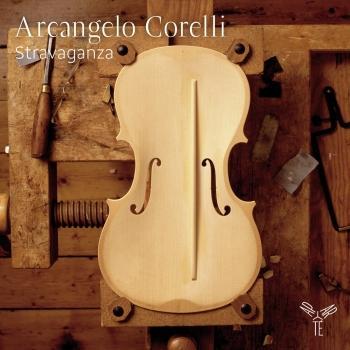 Cover Arcangelo Corelli: Sonatas