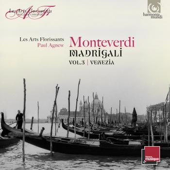 Cover Monteverdi: Madrigali Vol. 3, Venezia