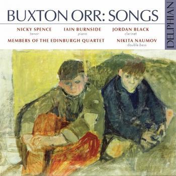 Cover Buxton Orr: Songs