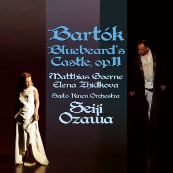 Cover Bartok: Bluebeard's Castle (Live At Matsumoto Performing Arts Centre / 2011)