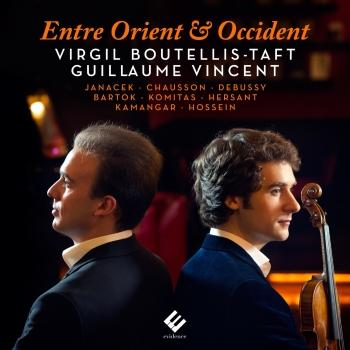 Cover Entre Orient & Occident