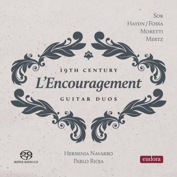 Cover 19th Century Guitar Duos (Works from Sor, Haydn/Fossa, Moratti, Mertz)