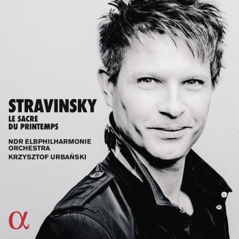 Cover Stravinsky: Le Sacre du Printemps