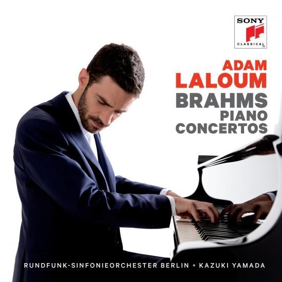 Cover Brahms Piano Concertos