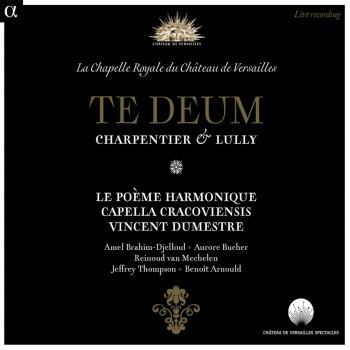 Cover Charpentier / Lully Te Deum
