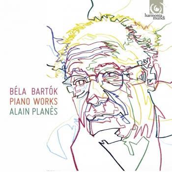 Cover Bartok: Piano Works