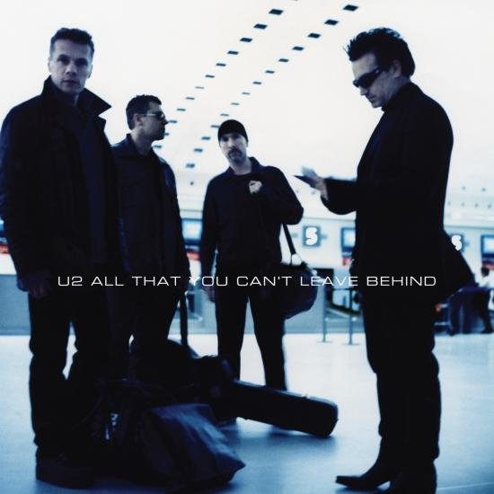 Cover All That You Can't Leave Behind (20th Anniversary - Remastered)
