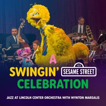 Cover A Swingin' Sesame Street Celebration