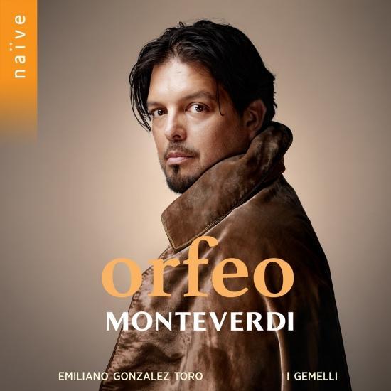 Cover Monteverdi: L'Orfeo