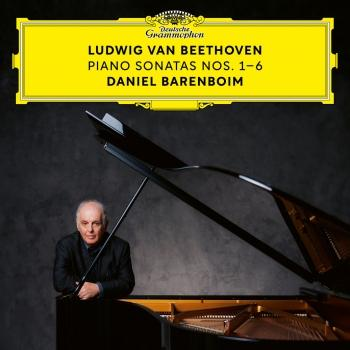 Cover Beethoven: Piano Sonatas Nos. 1-6