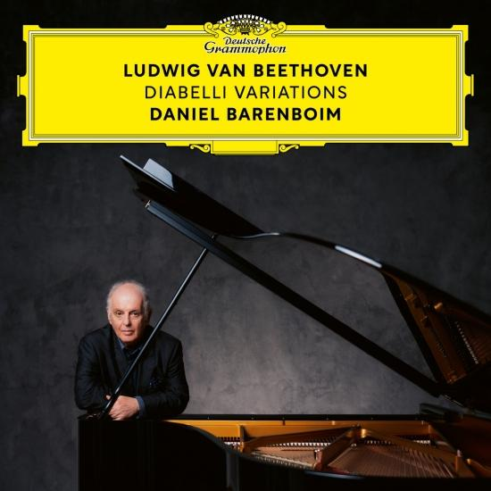 Cover Beethoven: 33 Variations in C Major, Op. 120 on a Waltz by Diabelli