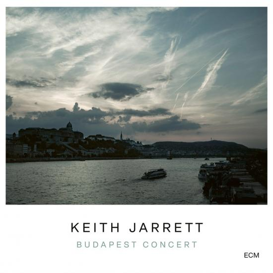 Cover Budapest Concert