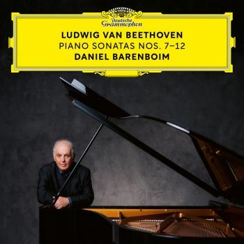 Cover Beethoven: Piano Sonatas Nos. 7-12