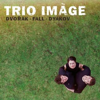 Cover Trio Imàge plays Dvořák, Fall & Dyakov