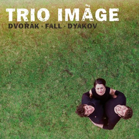 Cover Trio Imàge plays Dvořák, Fall & Dyakov