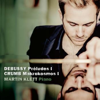 Cover Debussy: Préludes I - Crumb: Makrokosmos I