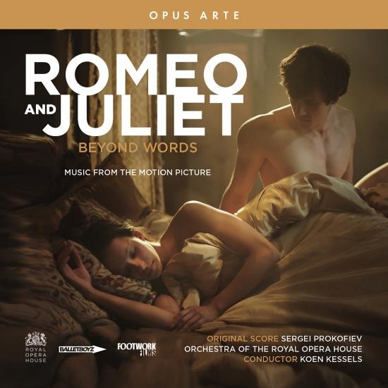Cover Romeo and Juliet: Beyond Words