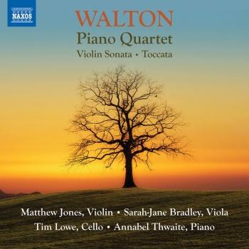 Cover Walton: Chamber Works