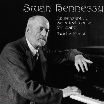 Cover En passant…Selected works for piano