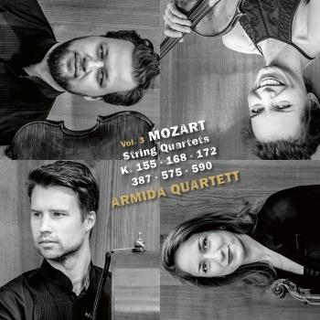 Mozart: String Quartets, Vol. III