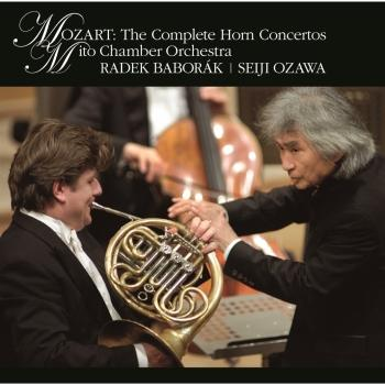 Cover Mozart: The Complete Horn Concertos
