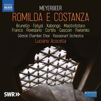 Cover Meyerbeer: Romilda e Costanza (Live)