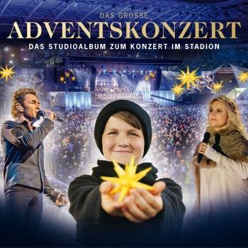 Cover Das große Adventskonzert (Das Studioalbum zum Konzert im Stadion)