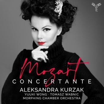 Cover Mozart Concertante